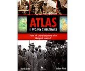 Szczegóły książki ATLAS II WOJNY ŚWIATOWEJ