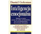 Szczegóły książki INTELIGENCJA EMOCJONALNA