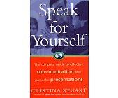 Szczegóły książki SPEAK FOR YOURSELF