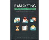 Szczegóły książki E-MARKETING. WSPÓŁCZESNE TRENDY