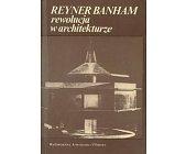Szczegóły książki REWOLUCJA W ARCHITEKTURZE