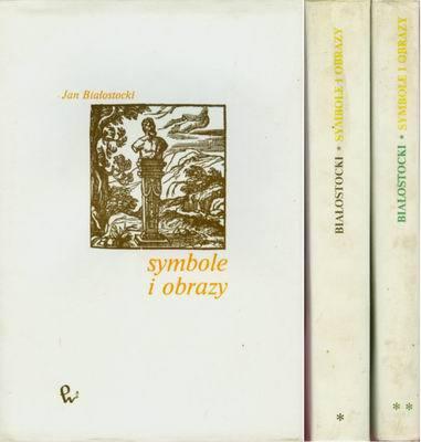 SYMBOLE I OBRAZY - 2 TOMY
