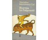 Szczegóły książki EUROPA IN FLAGRANTI