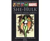 Szczegóły książki SHE-HULK. SAMOTNA ZIELONA KOBIETA