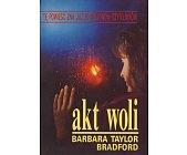Szczegóły książki AKT WOLI