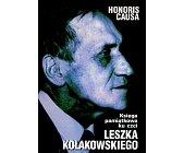 Szczegóły książki HONORIS CAUSA