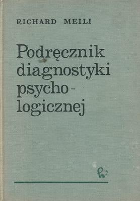 PODRĘCZNIK DIAGNOSTYKI PSYCHOLOGICZNEJ