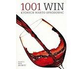 Szczegóły książki 1001 WIN KTÓRYCH WARTO SPRÓBOWAĆ
