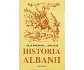 Szczegóły książki HISTORIA ALBANII