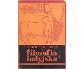 Szczegóły książki FILOZOFIA INDYJSKA - TOM 1