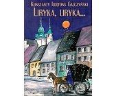 Szczegóły książki LIRYKA, LIRYKA...