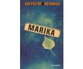 Szczegóły książki MARIKA