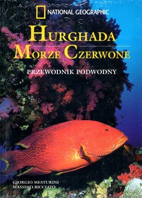 HURGADA MORZE CZERWONE - PRZEWODNIK PODWODNY