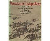 Szczegóły książki POWSTANIE LISTOPADOWE 1830-1831