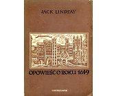 Szczegóły książki OPOWIEŚĆ O ROKU 1949