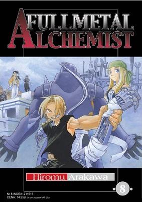 FULLMETAL ALCHEMIST - TOM 8