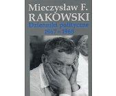 Szczegóły książki DZIENNIKI POLITYCZNE 1967 - 1968