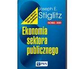 Szczegóły książki EKONOMIA SEKTORA PUBLICZNEGO