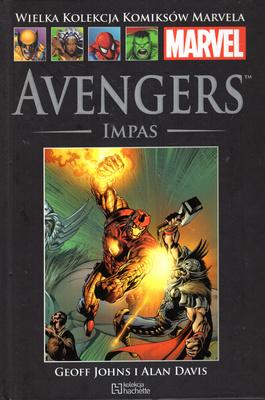 AVENGERS - IMPAS (MARVEL 12)
