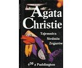 Szczegóły książki TAJEMNICA SIEDMIU ZEGARÓW, 4.50 Z PADDINGTON