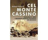Szczegóły książki CEL MONTE CASSINO
