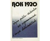 Szczegóły książki ROK 1920. WOJNA POLSKI Z ROSJĄ BOLSZEWICKĄ