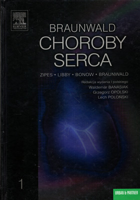 BRAUNWALD CHOROBY SERCA - 4 TOMY