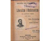 Szczegóły książki LIBERALIZM I OBSKURANTYZM NA LITWIE I RUSI