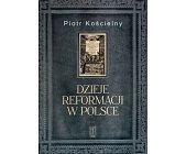 Szczegóły książki DZIEJE REFORMACJI W POLSCE