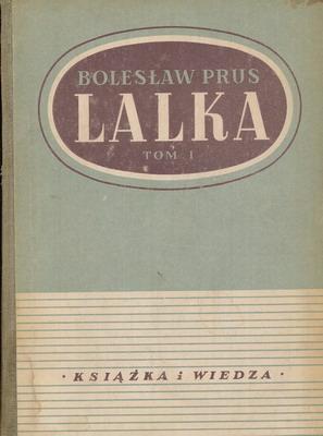 LALKA - 2 TOMY