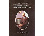 Szczegóły książki ROZMOWY Z GRAFEM ALBRECHTEM VON KROCKOW