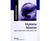 Szczegóły książki ETYKIETA BIZNESU