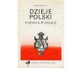 Szczegóły książki O SZTUCE W POLSCE