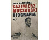 Szczegóły książki KAZIMIERZ MOCZARSKI - BIOGRAFIA