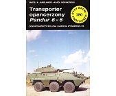 Szczegóły książki TRANSPORTER OPANCERZONY PANDUR 6X6