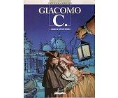 Szczegóły książki GIACOMO C. - MASKA W USTACH MROKU