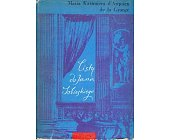 Szczegóły książki LISTY DO JANA SOBIESKIEGO