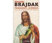 Szczegóły książki PARADOKS LEIBNIZA, CZYLI DO ZOBACZENIA W PIEKLE!