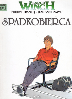 LARGO WINCH - SPADKOBIERCA