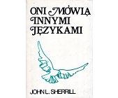 Szczegóły książki ONI MÓWIĄ INNYMI JĘZYKAMI
