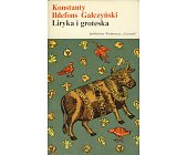 Szczegóły książki LIRYKA I GROTESKA