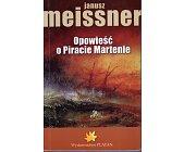 Szczegóły książki OPOWIEŚĆ O PIRACIE MARTENIE