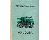 Szczegóły książki WALIGÓRA