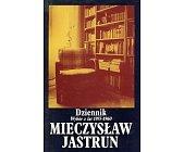 Szczegóły książki DZIENNIK. WYBÓR Z LAT 1955-1960
