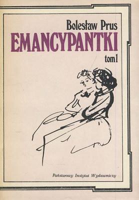 EMANCYPANTKI - 2 TOMY