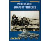 Szczegóły książki WEHRMACHT SUPPORT VEHICLES (ARMOR AT WAR SERIES 7024)