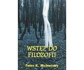 Szczegóły książki WSTĘP DO FILOZOFII