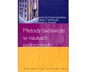 Szczegóły książki METODY BADAWCZE W NAUKACH POLITYCZNYCH
