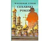 Szczegóły książki CESARSKI POKER