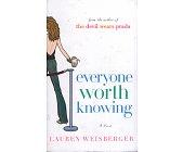 Szczegóły książki EVERYONE WORTH KNOWING